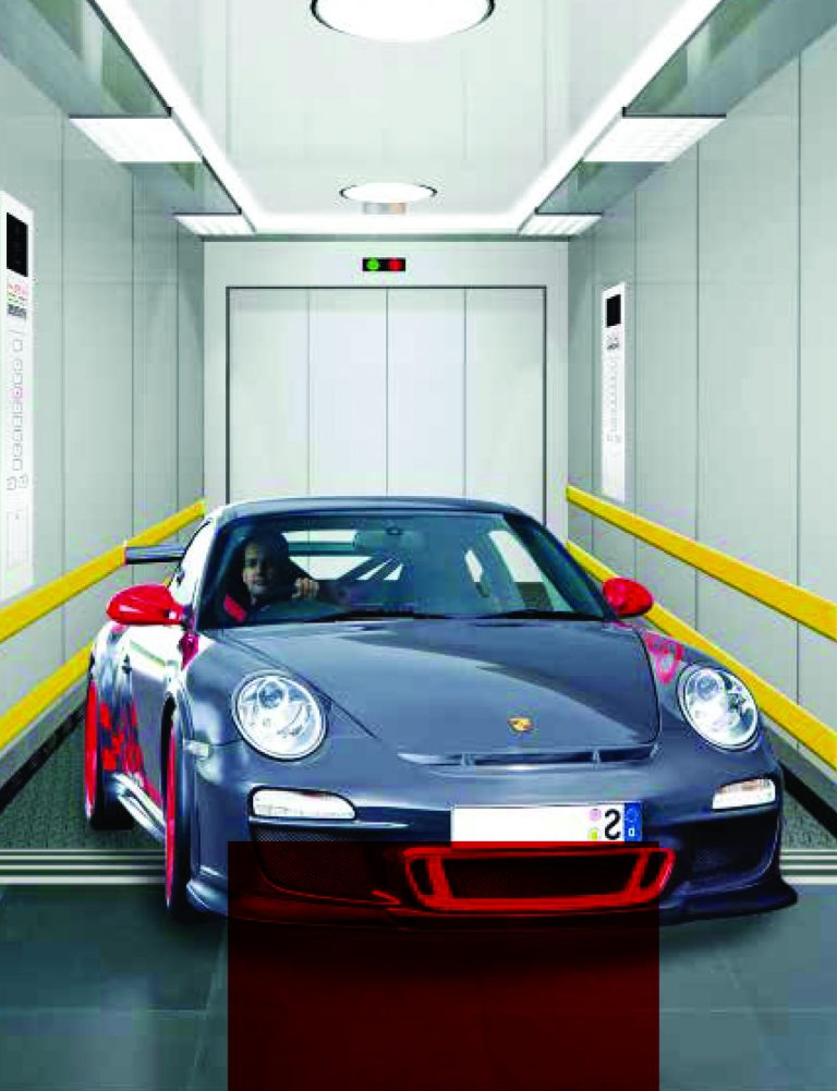 Elite Gate Elevator_Car4